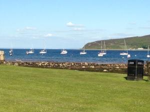 Vid Isle of Arran