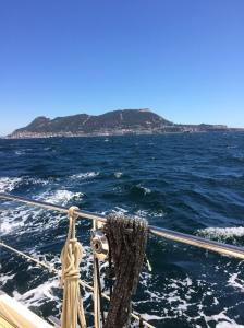 Gibraltar bye bye